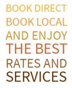 Book Local Book Direct