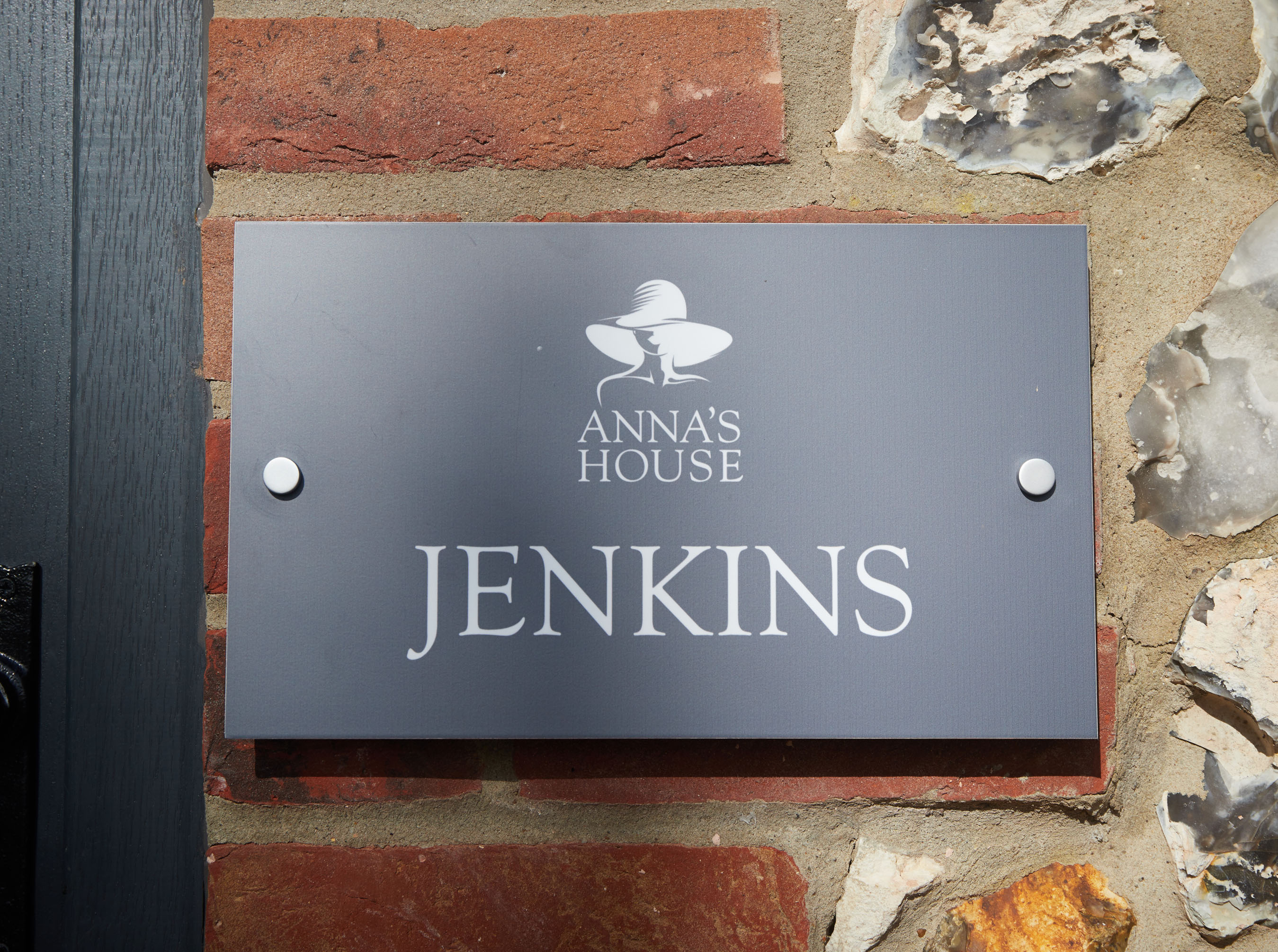 Jenkins sign at Annas Norfolk Hotel