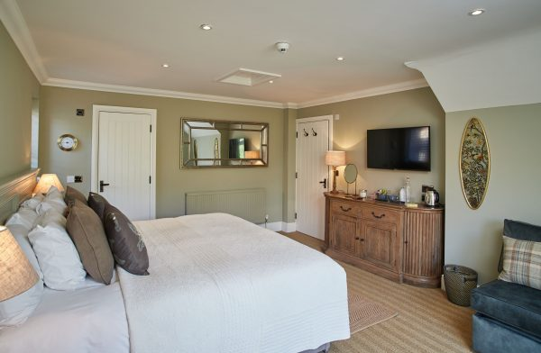 Kilpatrick hotel room Norfolk Coast