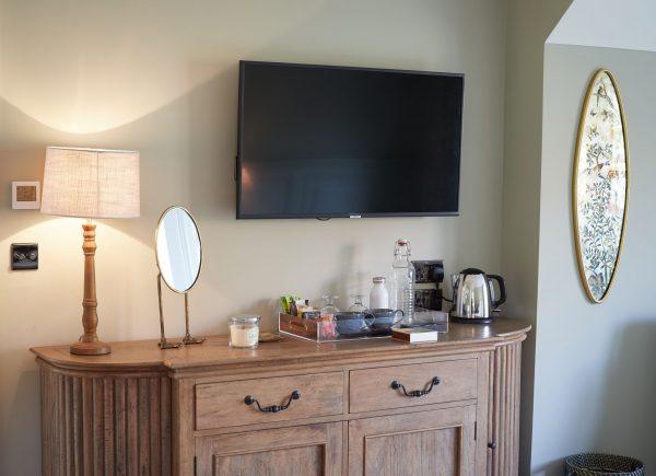 Rooms at Annas House hotel Norfolk coast