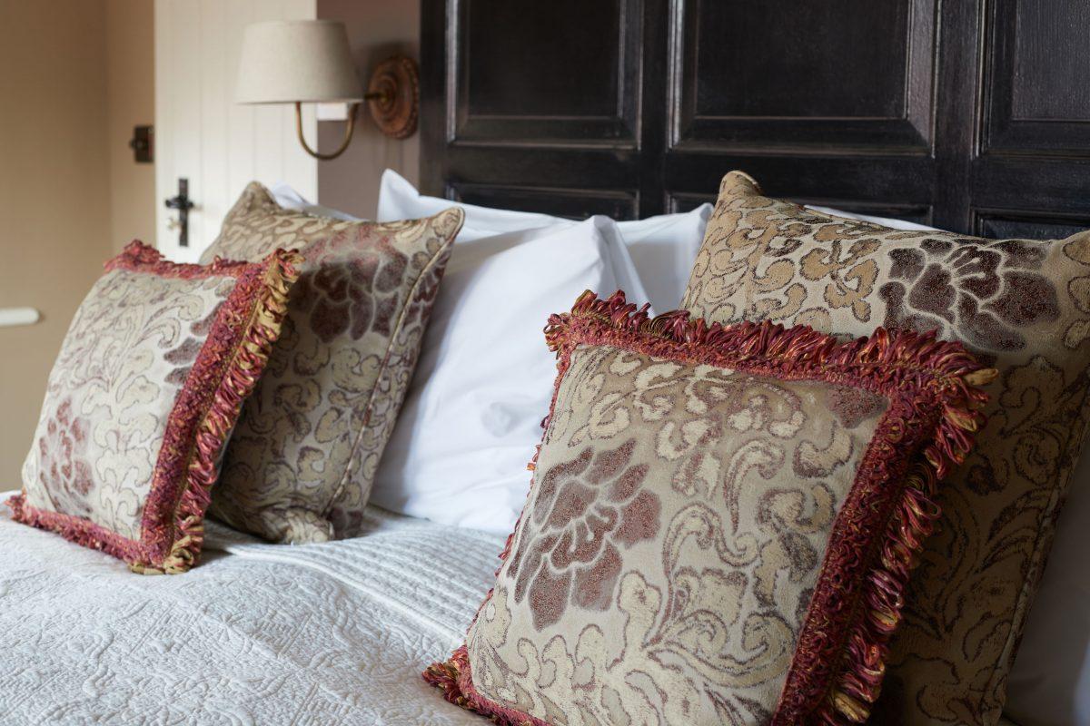 Thornham Hotel Bedroom