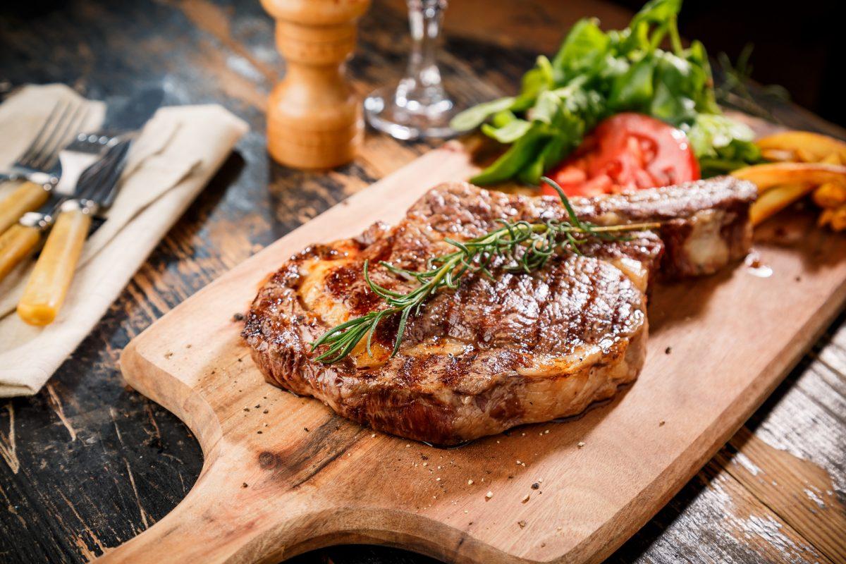 Thornham Norfolk Restaurant Steak