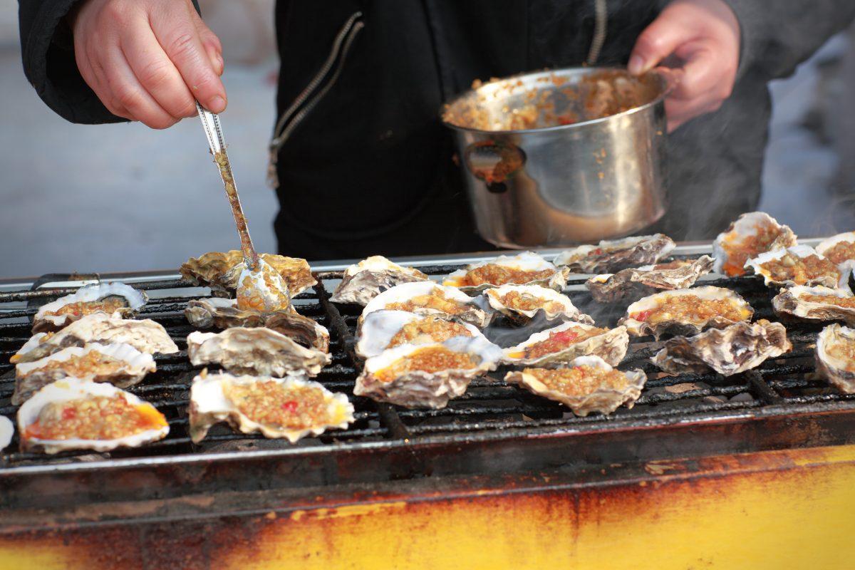 Thornham Oysters Norfolk
