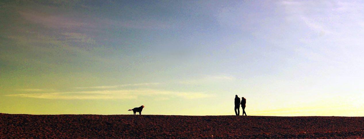 Walking on the North Norfolk Coast