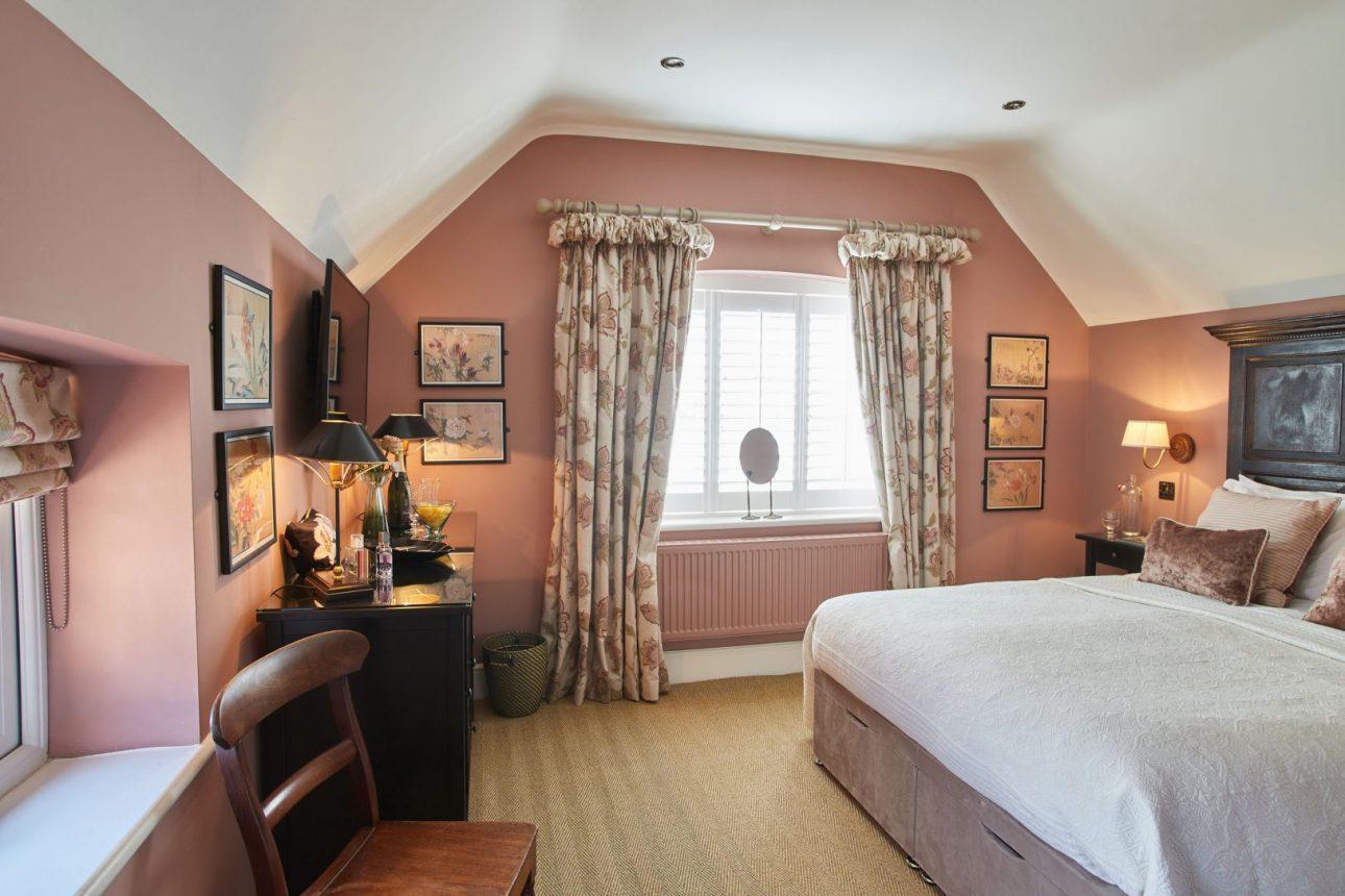 B&B Bedroom Norfolk Coast