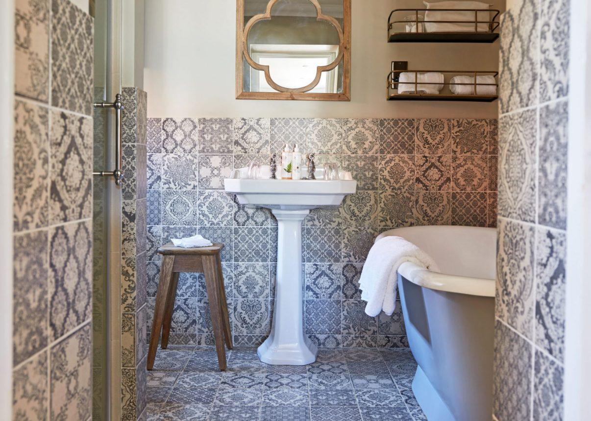 Hotel Bathroom Anna's Norfolk